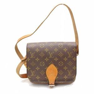 100% Auth Louis Vuitton Cartouchiere Sling Bag